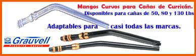 mangos curvos, wiliamson, igfa, marlin, www.deportespineda.com