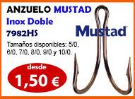 wiliamson, anzuelo, mustad, igfa, marlin, www.deportespineda.com