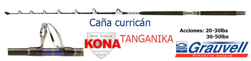 Caña Grauvell Tanganika