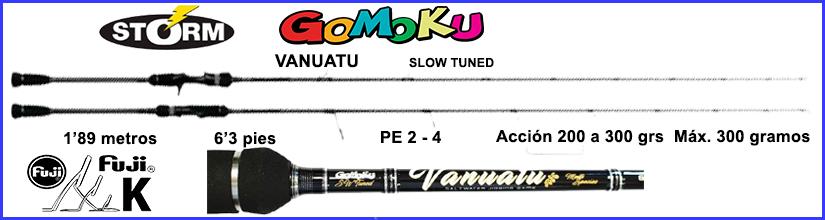 STORM GOMOKU VANUATU