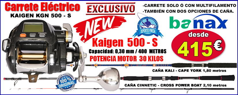 89c034127c2c Carretes   Eléctricos